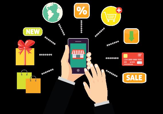 eCommerce services -webdesigningindia