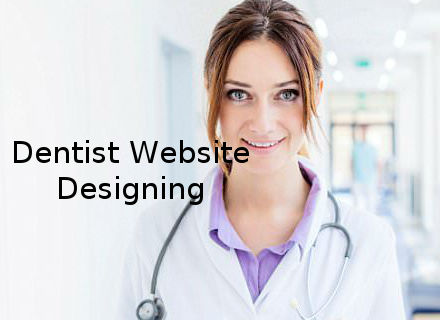 Dentist website designing India