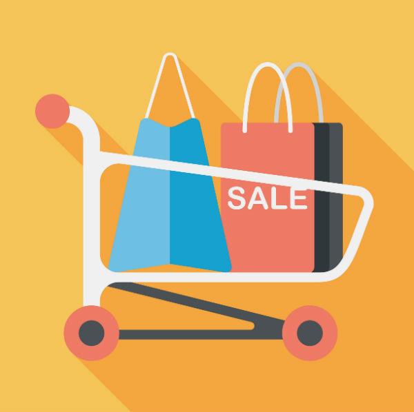 Shopping Cart - Web Designing India